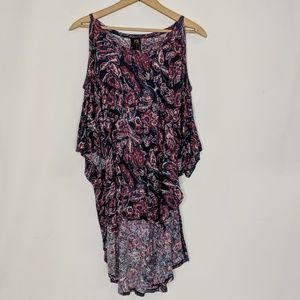 Free People New Romantics High Low Tunic Small